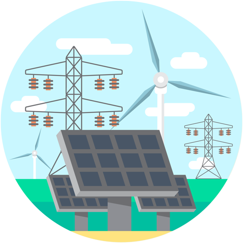 RENEWABLE ENERGY AND DISTRIBUTED GENERATION