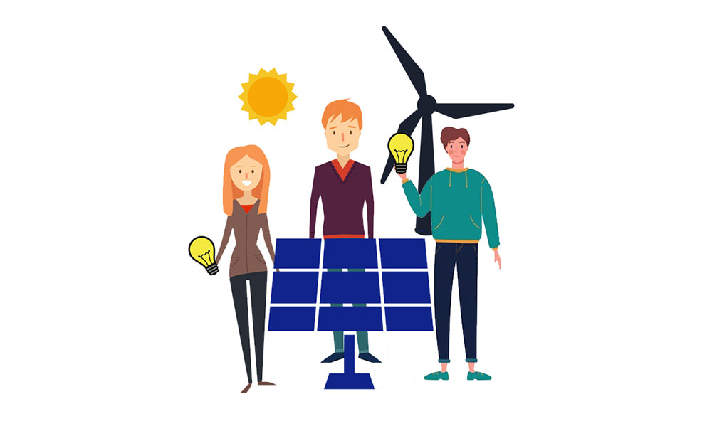 Smart Energy Sharing Network